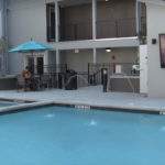 Stainless steel appliances, individual bathrooms and bedrooms, hot tubs and extensive game rooms are all part of the new student living experience at Louisville's two newest student apartment complexes.