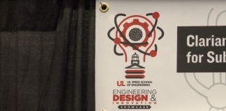UofL engineering seniors show off their inventions, many of which will become products used or sold by companies.