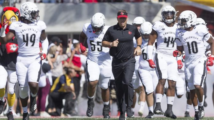 This is the first time Louisville has been honored for the AFCA Academic Achievement Award.