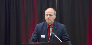Allen Morris, executive director of the UofL Commercialization EPI-Center